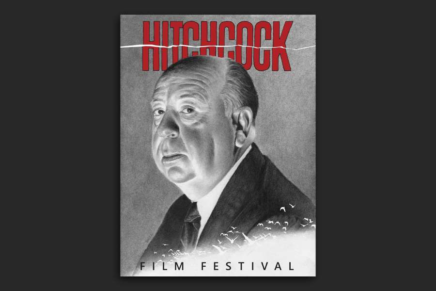 Hitchock Festival - Marketing Materials