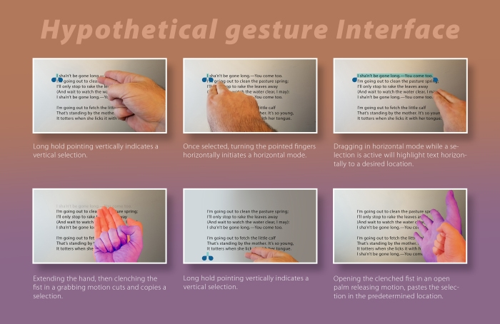 Gesture Interface